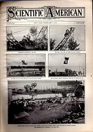 Scientific American Volume XCVI, No. 6: February 9, 1907: Scientific American