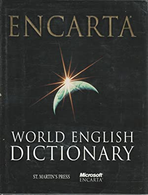 Encarta World English Dictionary [SIGNED By Editor]: Soukhanov, Anne H Editor)