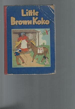 Stories of Little Brown Koko: Hunt, Blanche Seale