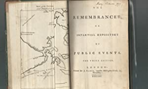 The Remembrancer, or Impartial Repository of Public Events for the Year 1775