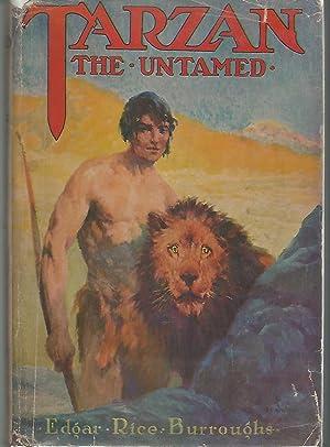 Tarzan the Untamed: Burroughs, Edgar Rice