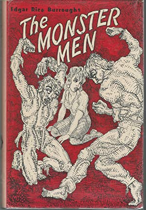 The Monster Men: Burroughs, Edgar Rice