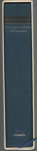 Novels, Mont Saint Michel, the Education : Adams, Henry) Samuels,