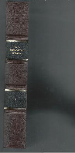 Copper-Bearing Rocks of Lake Superior (US Geological Survey Vol V): Irving, Roland Duer