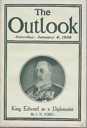 The Outlook, Volume 88, No. 1; Saturday, January 4, 1908: Abbott, Lyman (Editor)