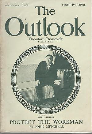 The Outlook, Volume 93, No. 2; Saturday, September 11, 1909: Abbott, Lyman (Editor)