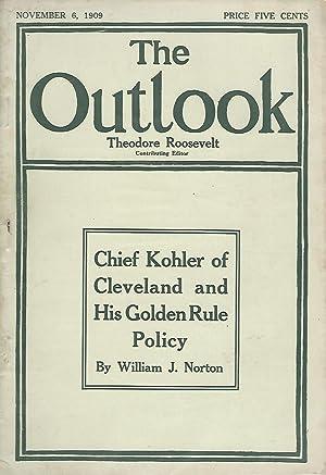 The Outlook, Volume 93, No. 10; November 6, 1909: Abbott, Lyman (Editor)
