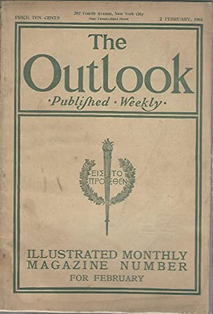 The Outlook, Volume 67, No. 5; February 2, 1901: Abbott, Lyman (Editor)