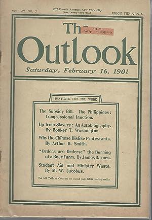 The Outlook, Volume 67, No. 7; February 16, 1901: Abbott, Lyman (Editor)