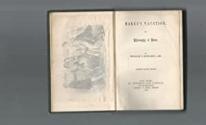 Harry's Vacation; or, Philosophy at Home.: Richards, William C.