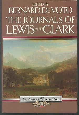 The Journals of Lewis and Clark (The: deVoto, Bernard (Editor)