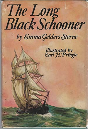 The Long Black Schooner: The Voyage of the Amistad: Sterne, Emma Gelders