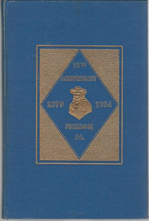 75th Anniversary of Perkasie, Pennsylvania, 1879-1954: Unknown