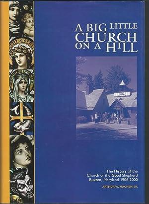 Big Little Church on a Hill. The: Machen, Arthur W.