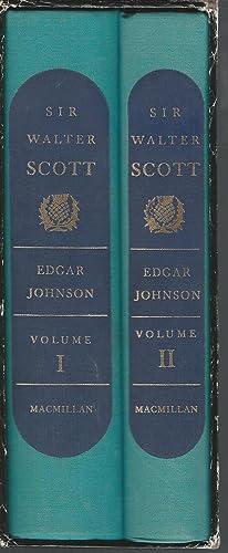Sir Walter Scott: The Great Unknown (Two Volumes in slipcase): Scott, Walter (Sir) Johnson, Edgar