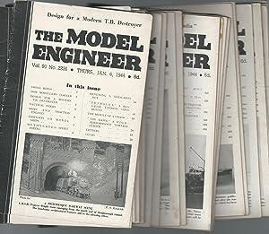 The Model Engineer. Volume 90. January - June 1944: Marshall. Percival (Editor)