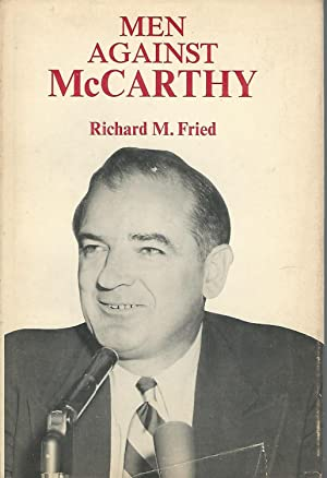Men Against McCarthy: McCarthy, Joseph Raymond
