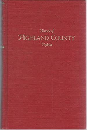 History of Highland County, Virginia: Morton, Oren F. (Frederic)
