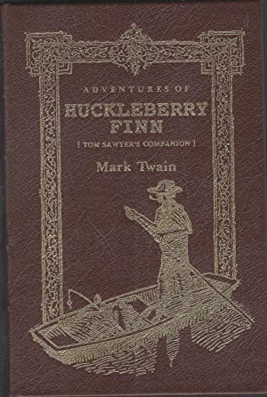 Adventures of Huckleberry Finn (Tom Sawyer's Companion): Twain, Mark Pseud.)