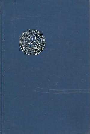 Biographical Record of the Lutheran Theological Seminary at Philadelphia 1864-1962: Kaufmann, John ...