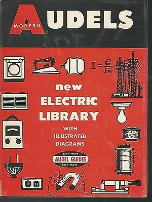 Audels New Electric Library Volume IV: Graham, Frank D