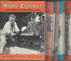 Model Engineer : Volume 119 (26 Issues, July-December, 1959): Unknown) Percival Marshall & Co