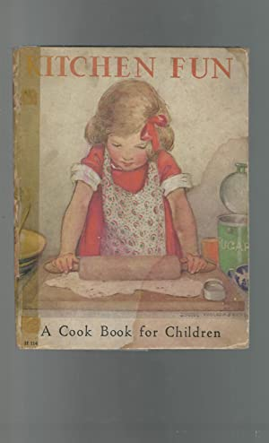 Kitchen Fun: Teaches Children to Cook Successfully: Bell, Louise Price
