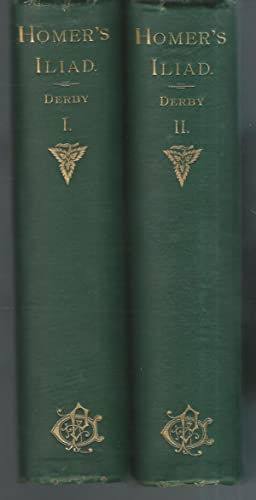 The Iliad of Homer Rendered Into English: Homer) Edward, Earl