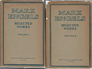 Karl Marx and Frederick Engels. Selected Works: Marx, Karl &