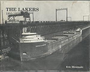 The Lakers, 1950-1959: Hirsimaki, Eric