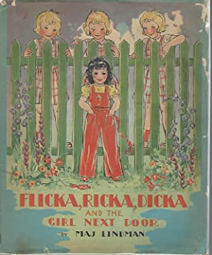 Flicka, Ricka, Dicka and the Girl Next: Lindman, Maj