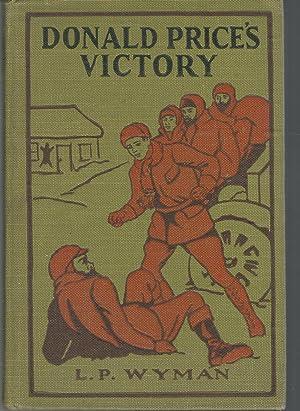Donald Price's Victory: Wyman, L.P. (Levi
