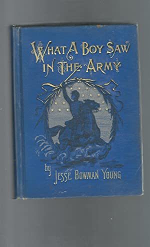 What a Boy Saw in the Army: A Story of Sight-Seeing and Adventure in the War for the Union: Young, ...