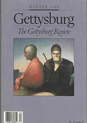 The Gettysburg Review; Volume 7, No. 1: Stitt, Peter (Editor)