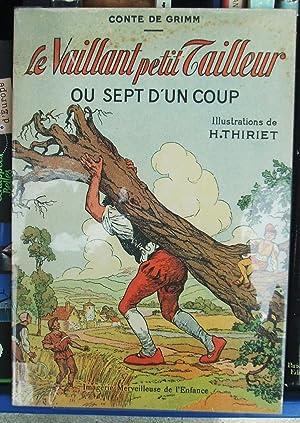 Le Vaillant Petit Tailleur, Ou Sept D'un: Grimm