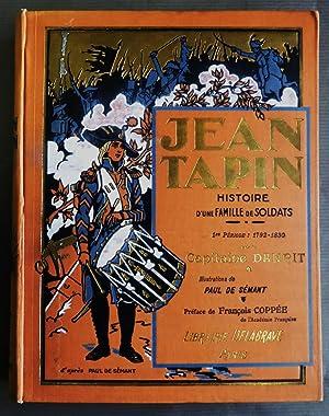 Jean Tapin, Histoire d'une Famille De Soldats,: Danrit, Capitaine (Commandant