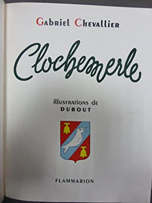 Clochemerle, Illustrations De Dubout