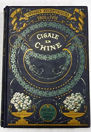 Cigale en Chine