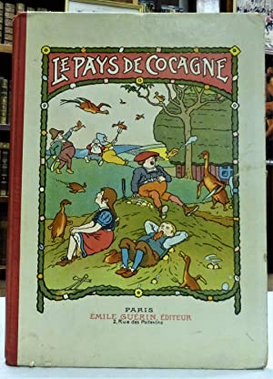 Le Pays de Cocagne. Illustrations de Raoul Hébert