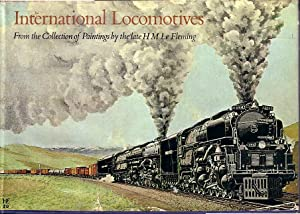 International Locomotives From the Collection of Paintings: SNELL, J.B. and