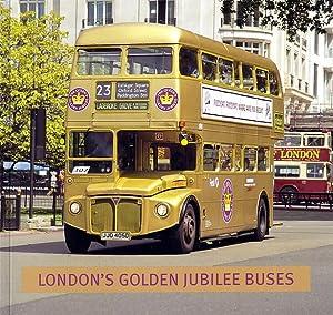 London's Golden Jubilee Buses: STEWART, DAVID