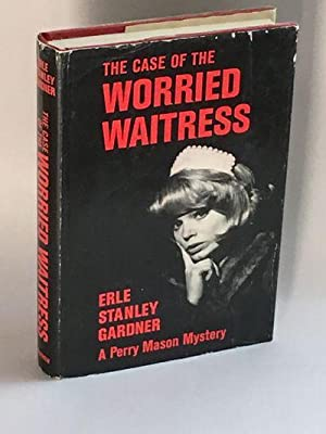 The Case of the Worried Waitress [Biographer's Copy]