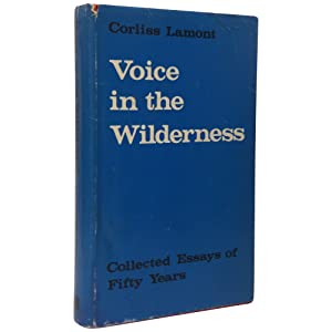 Voice in the Wilderness: Collected Essays of Fifty Years