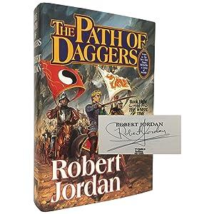 Path of Daggers [Signed]: Jordan, Robert