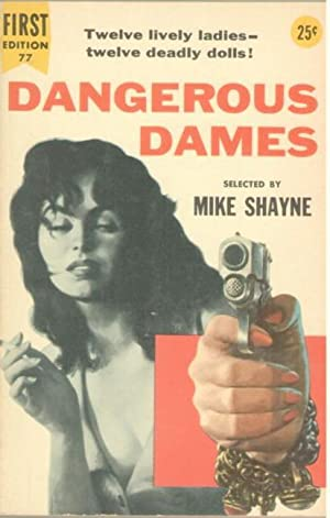 Dangerous Dames: Halliday, Brett (editor)