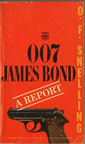 007 James Bond: A Report: Fleming, Ian \