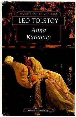 Anna Karenina: Tolstoy, Leo (Tolstoi,