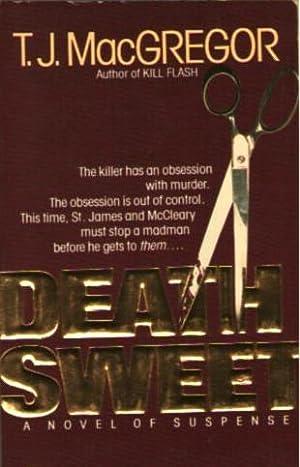 Death Sweet: MacGregor, T. J.