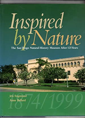 Inspired By Nature: The San Diego Natural: Engstrand, Iris &