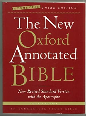 The New Oxford Annotated Bible: New Revised: Bibles)